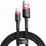 کابل تبدیل USB به لایتنینگ باسئوس مدل CALKLF-B19 طول 1متر thumb