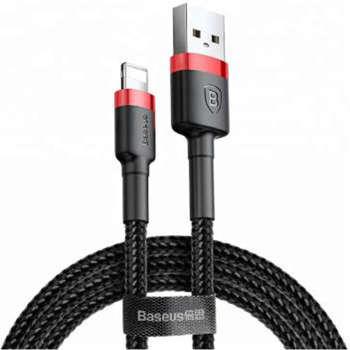 کابل تبدیل USB به لایتنینگ باسئوس مدل CALKLF-B19 طول 1متر