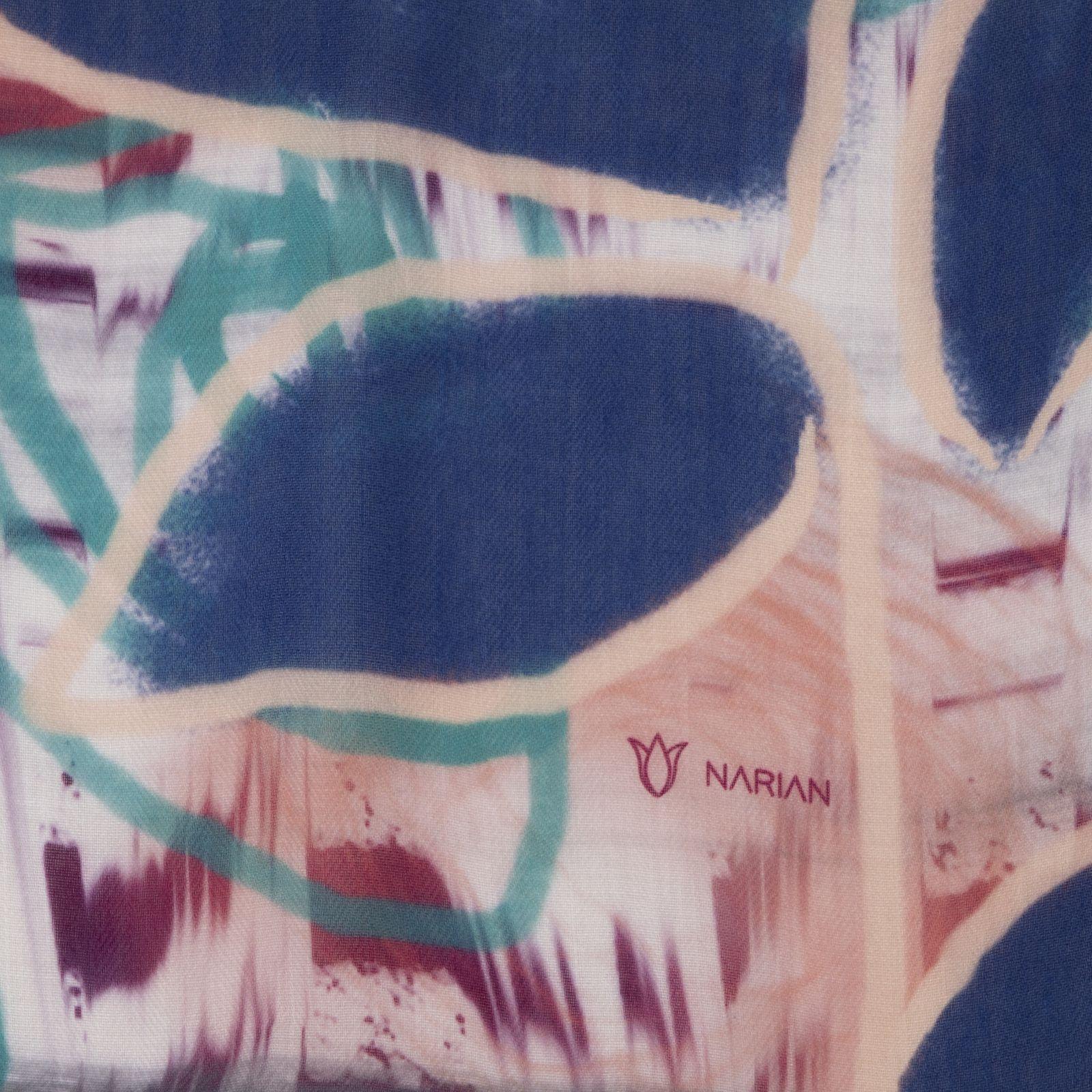 روسری زنانه ناریان مدل 2998101 -  - 3