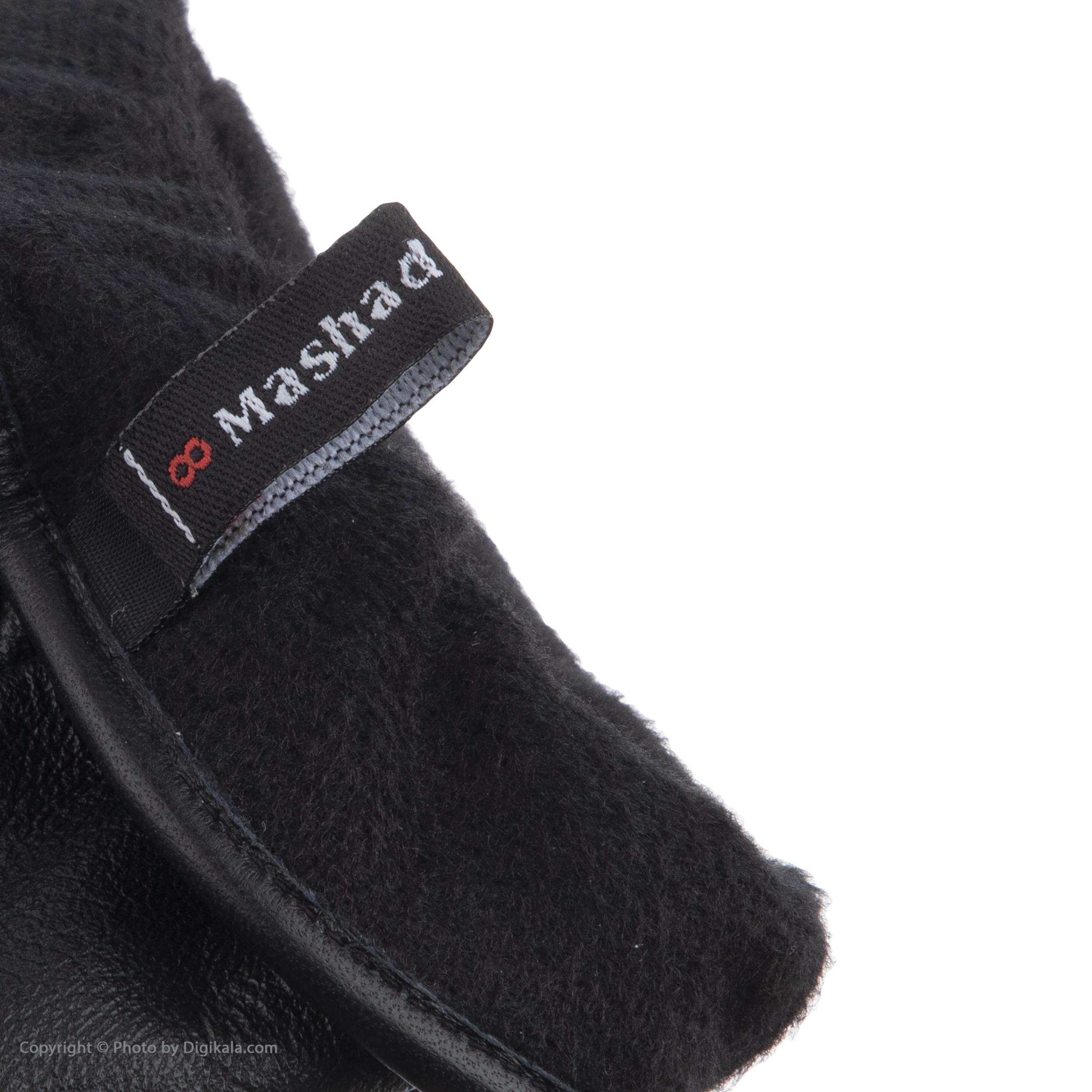 خرید                                      دستکش زنانه چرم مشهد مدل R0148-001