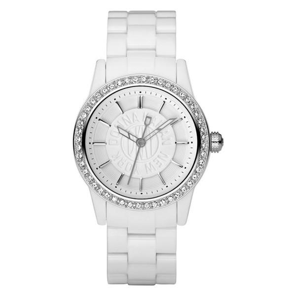 ساعت مچی عقربه ای زنانه دی کی ان وای مدل NY8011