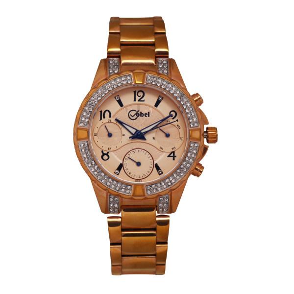 ساعت مچی عقربه ای زنانه کوبل مدل 0640