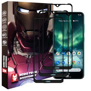 محافظ صفحه نمایش موبو تک مدل SSG-N7.2-3 مناسب برای گوشی موبایل نوکیا 7.2 بسته سه عددی