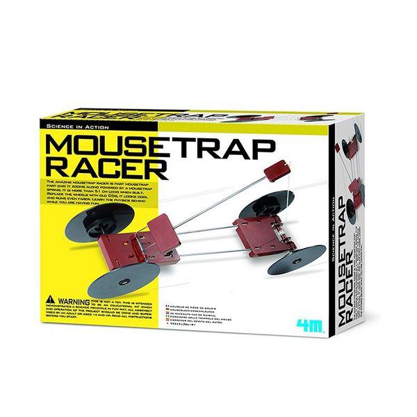 کیت آموزشی 4ام مدل تله موش مسابقه کد 03908