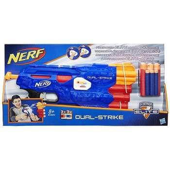 تفنگ بازی نرف مدل N Strik Dual Strike کد 112