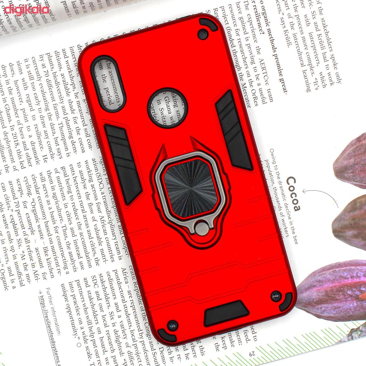 کاور کینگ پاور مدل ASH22 مناسب برای گوشی موبایل هوآوی Y6 Prime 2019 / Y6S / آنر 8A main 1 5