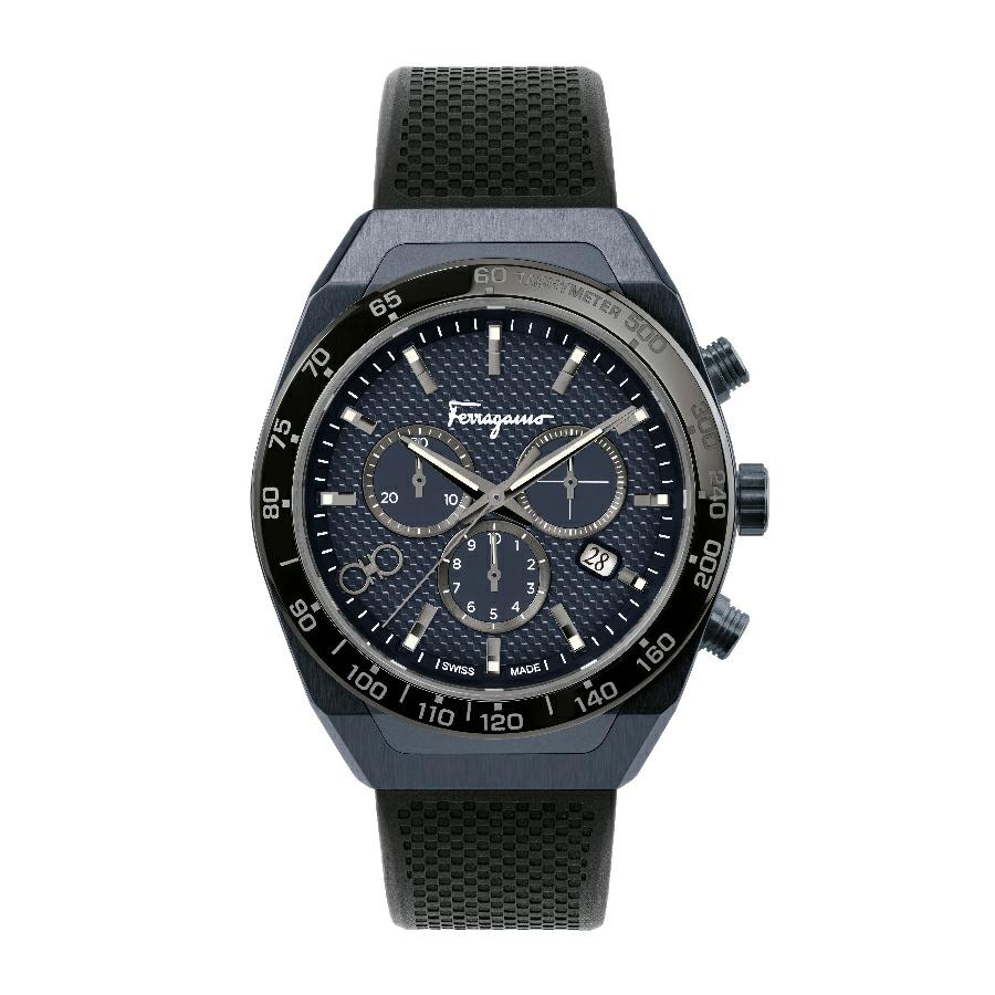 ساعت مچی عقربهای مردانه سالواتوره فراگامو مدل SFHR002 20