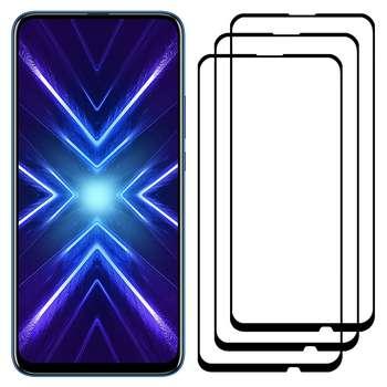 محافظ صفحه نمایش مدل FCG مناسب برای گوشی موبایل آنر 9X بسته سه عددی