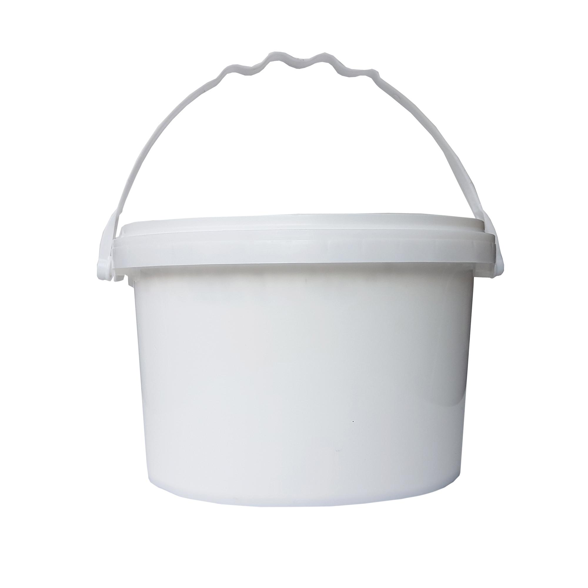 رنگ سفید آکرولیک کد 714 وزن 3.5 کیلوگرم