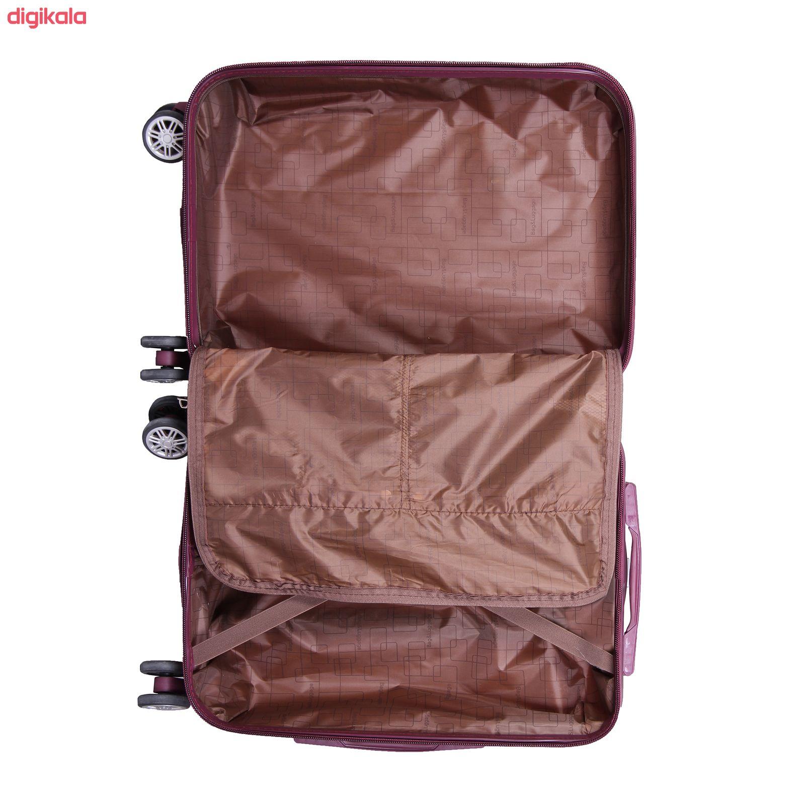 مجموعه چهار عددی چمدان مدل 319363 main 1 25