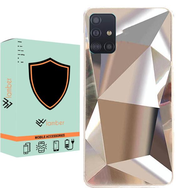 کاور لمبر مدل LAMALMS مناسب برای گوشی موبایل سامسونگ Galaxy A71