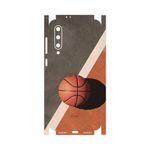 برچسب پوششی ماهوت مدل Basketball-FullSkin مناسب برای گوشی موبایل شیائومی Mi 9 SE
