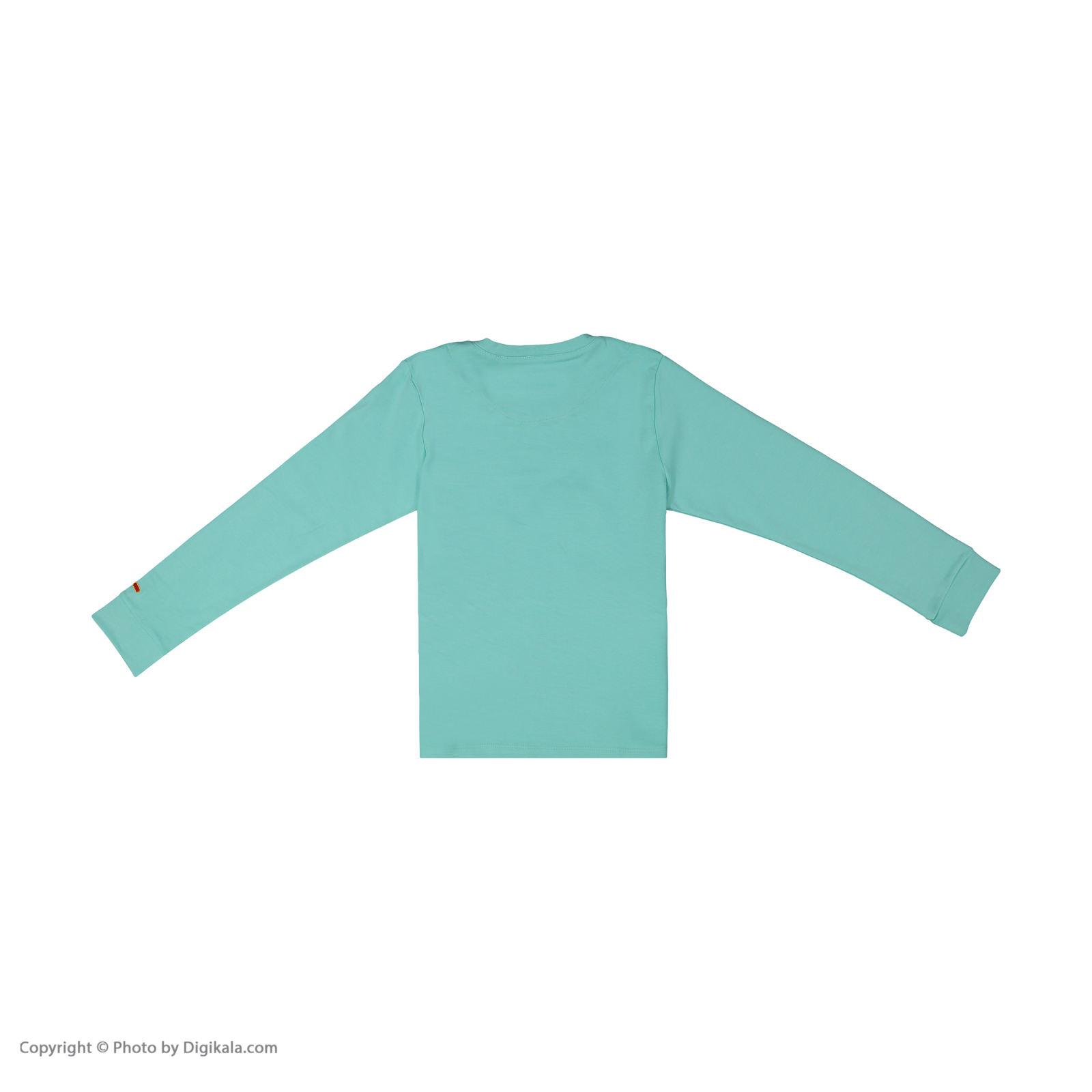 ست تی شرت و شلوار دخترانه مادر مدل 301-54 main 1 3