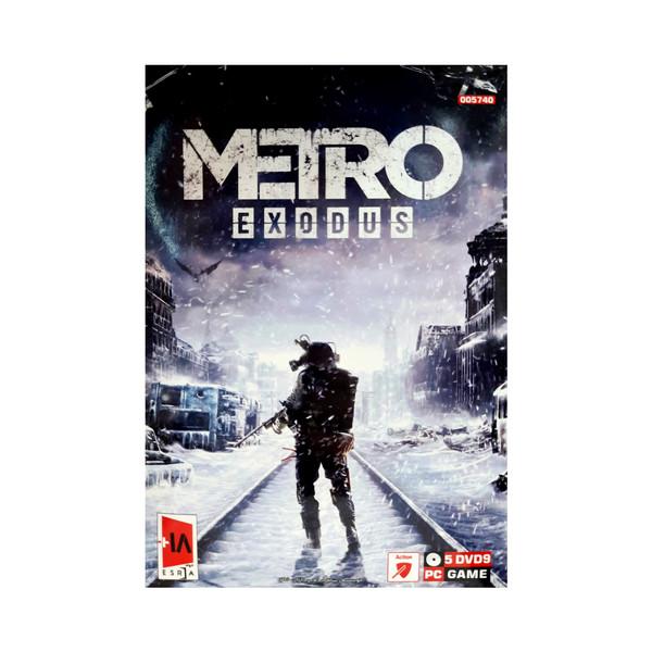 بازی Metro Exodus مخصوص pc
