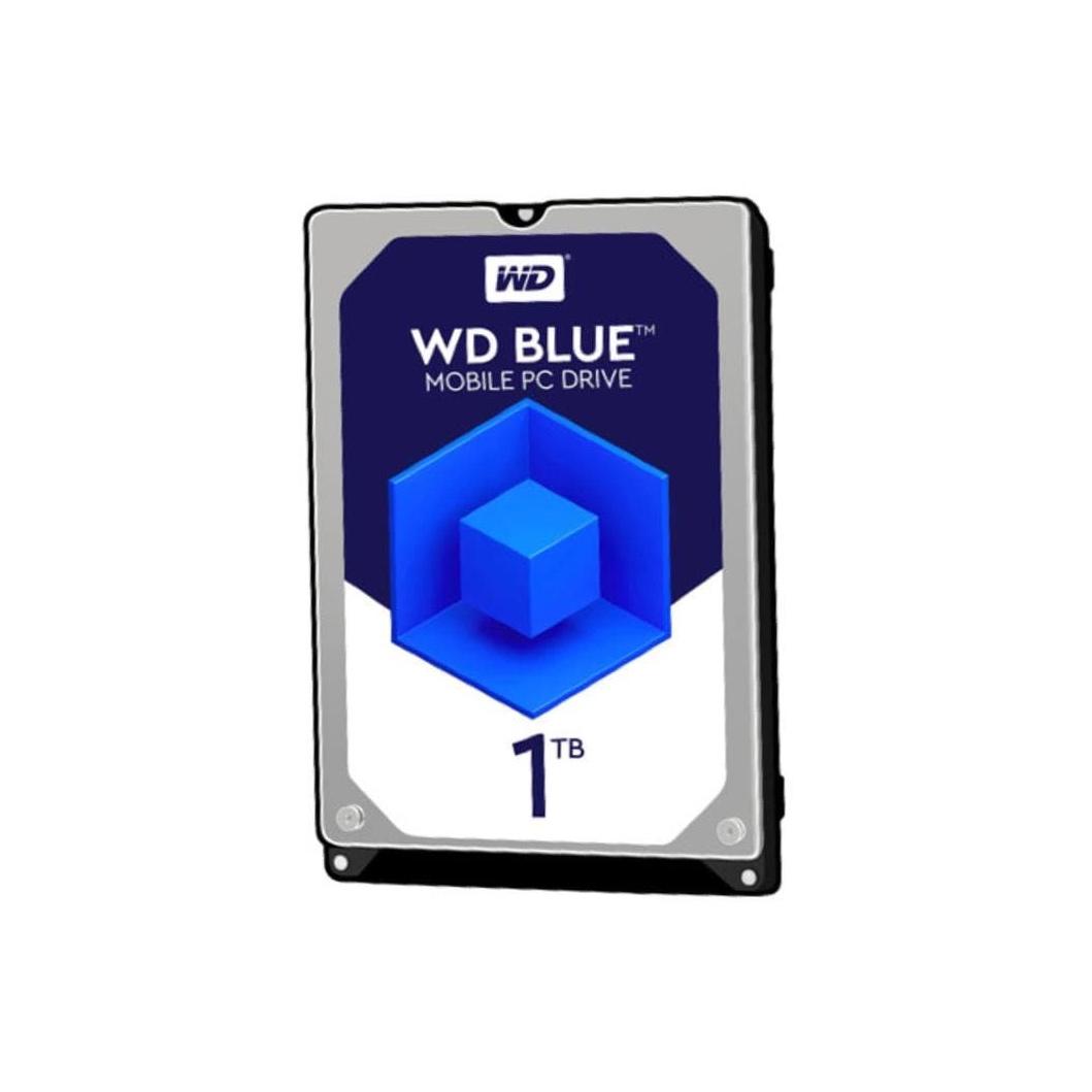 بررسی و {خرید با تخفیف} هارد دیسک اینترنال وسترن دیجیتال مدلWD1AMNX ظرفیت 1 ترابایت اصل