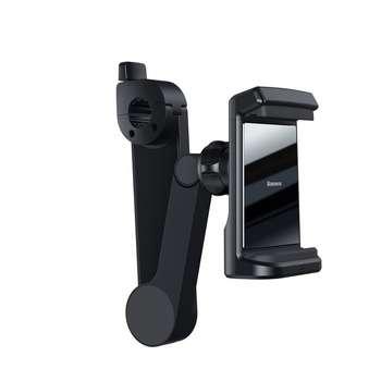 پایه نگهدارنده و شارژر بی سیم گوشی موبایل باسئوس مدل WXHZ-01