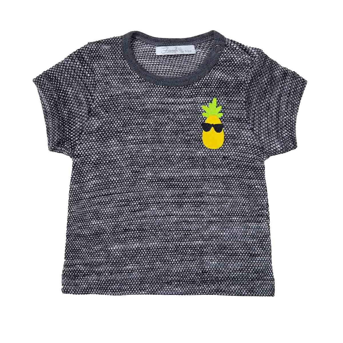 ست تی شرت و شلوارک پسرانه فیورلا مدل 31038 -  - 3