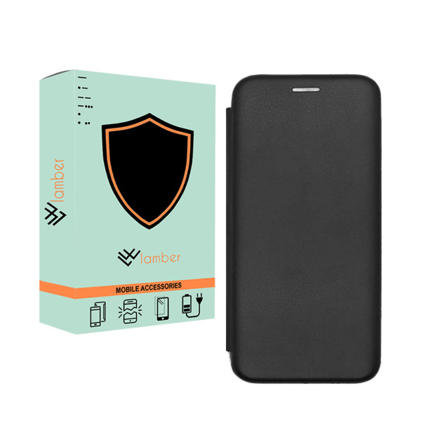 کیف کلاسوری لمبر مدل LAMKELAS-1 مناسب برای گوشی موبایل نوکیا 3.2
