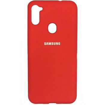 کاور مدل SIL-011 مناسب برای گوشی موبایل سامسونگGalaxy A11