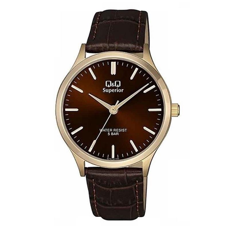 ساعت مچی عقربه ای مردانه کیو اند کیو مدل s278j102y              خرید (⭐️⭐️⭐️)