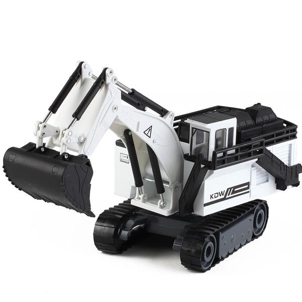 ماشین بازی کایدویی مدل BACKHOE EXCAVATOR