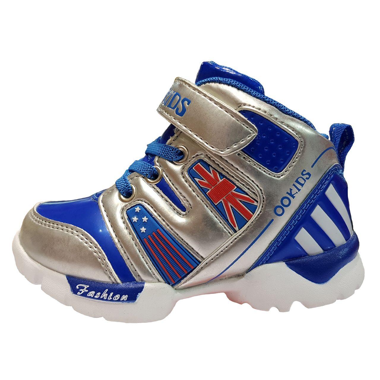 کفش دویدن پسرانه مدل OOEKIDS کد 3825612