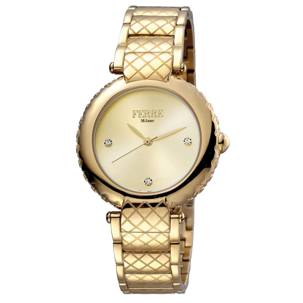ساعت مچی عقربه ای زنانه فره میلانو مدل FM1L099M0061