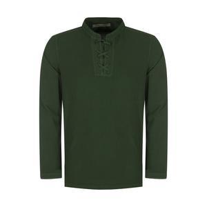پیراهن مردانه تن درست مدل 107-GREEN