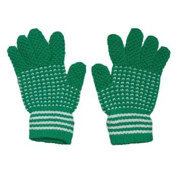 دستکشبافتنی بچگانه مدل M05 رنگ سبز