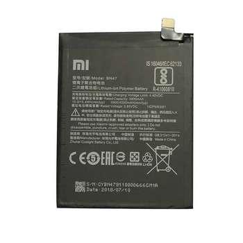 باتری موبایل مدل BN47 ظرفیت 4000 میلی آمپر ساعت مناسب برای گوشی موبایل شیائومی Redmi 6