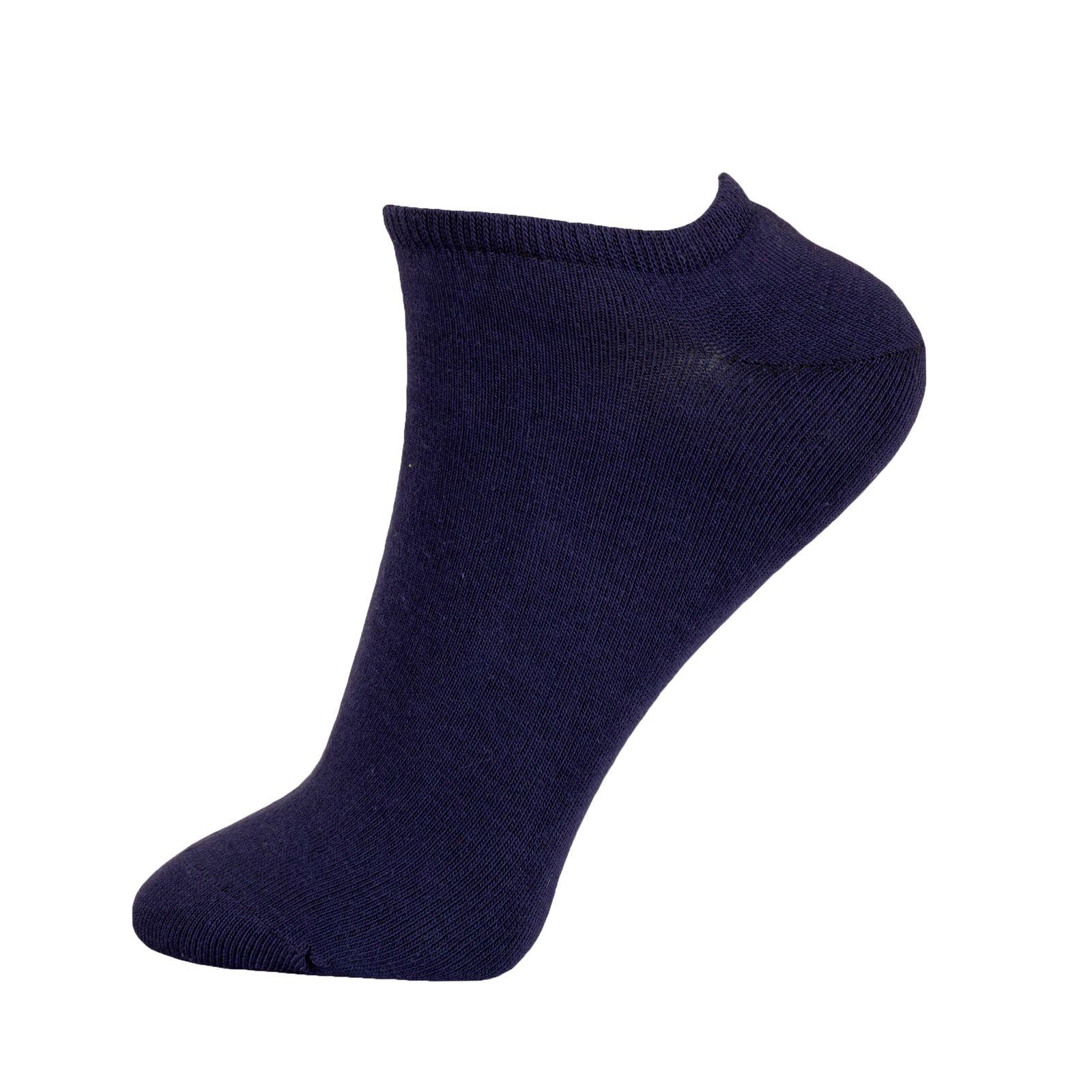 جوراب زنانه مستر جوراب کد BL-MRM 201 -  - 2