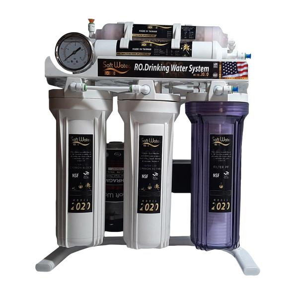 دستگاه تصفیه کننده آب سافت واتر مدل RO-06