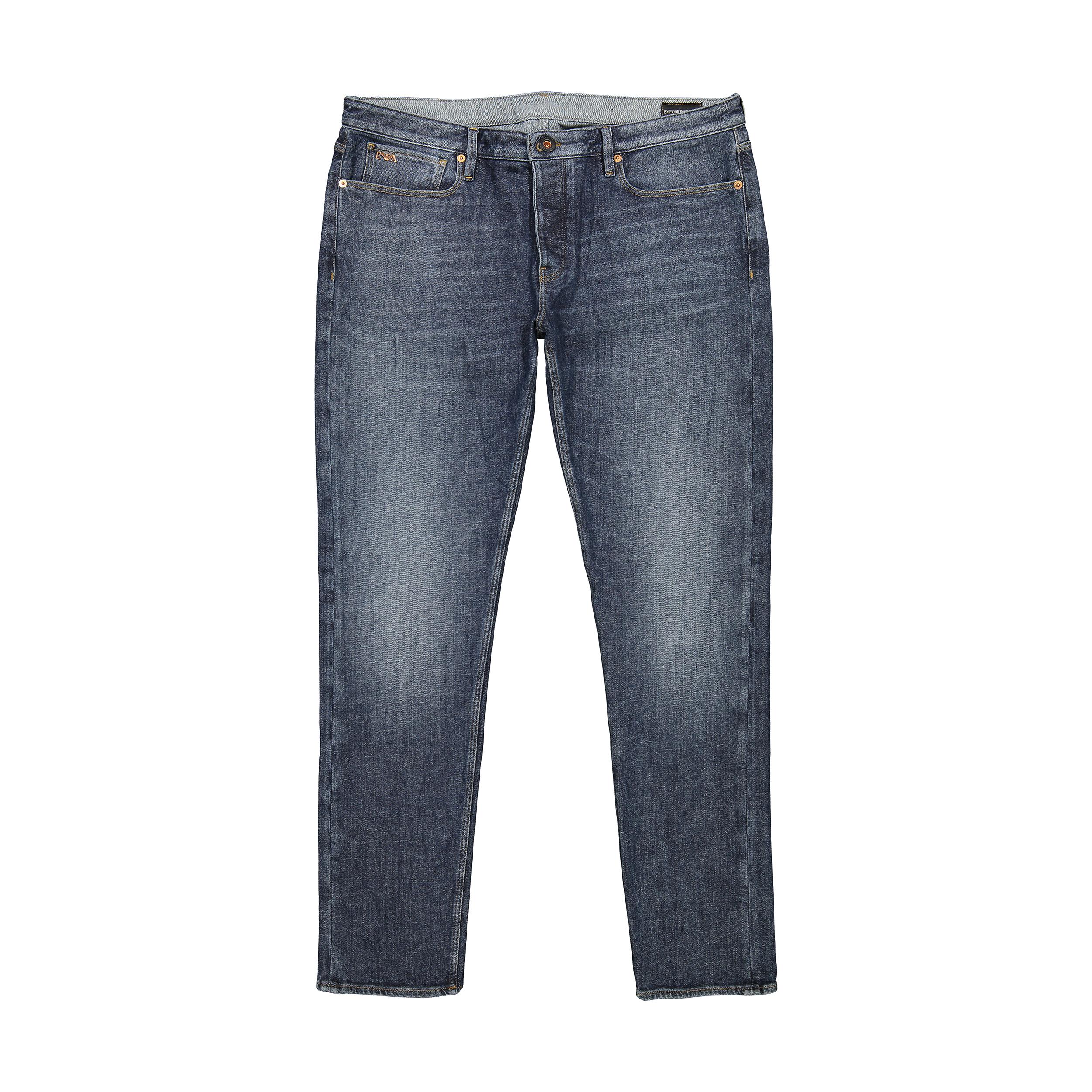 شلوار جین مردانه امپریو آرمانی مدل 3H1J751DE2Z-0942
