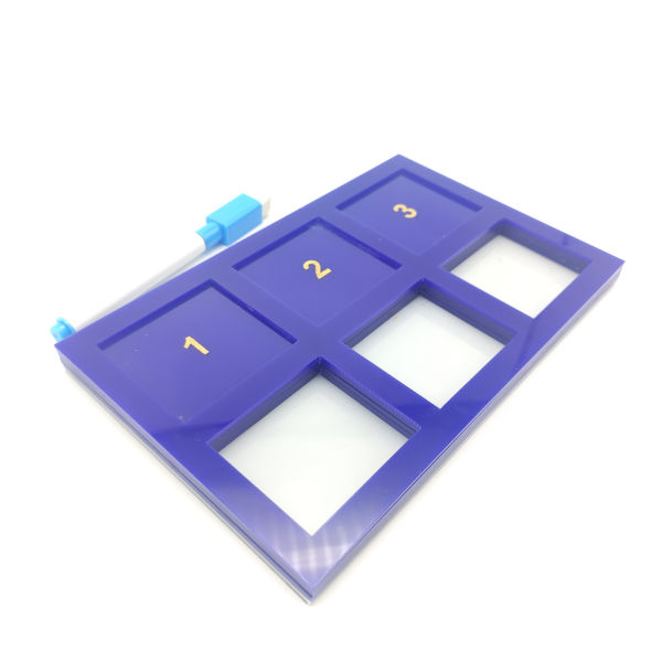 ابزار شعبده بازی مدل ذهن خوانی با تخته کد EMS-03