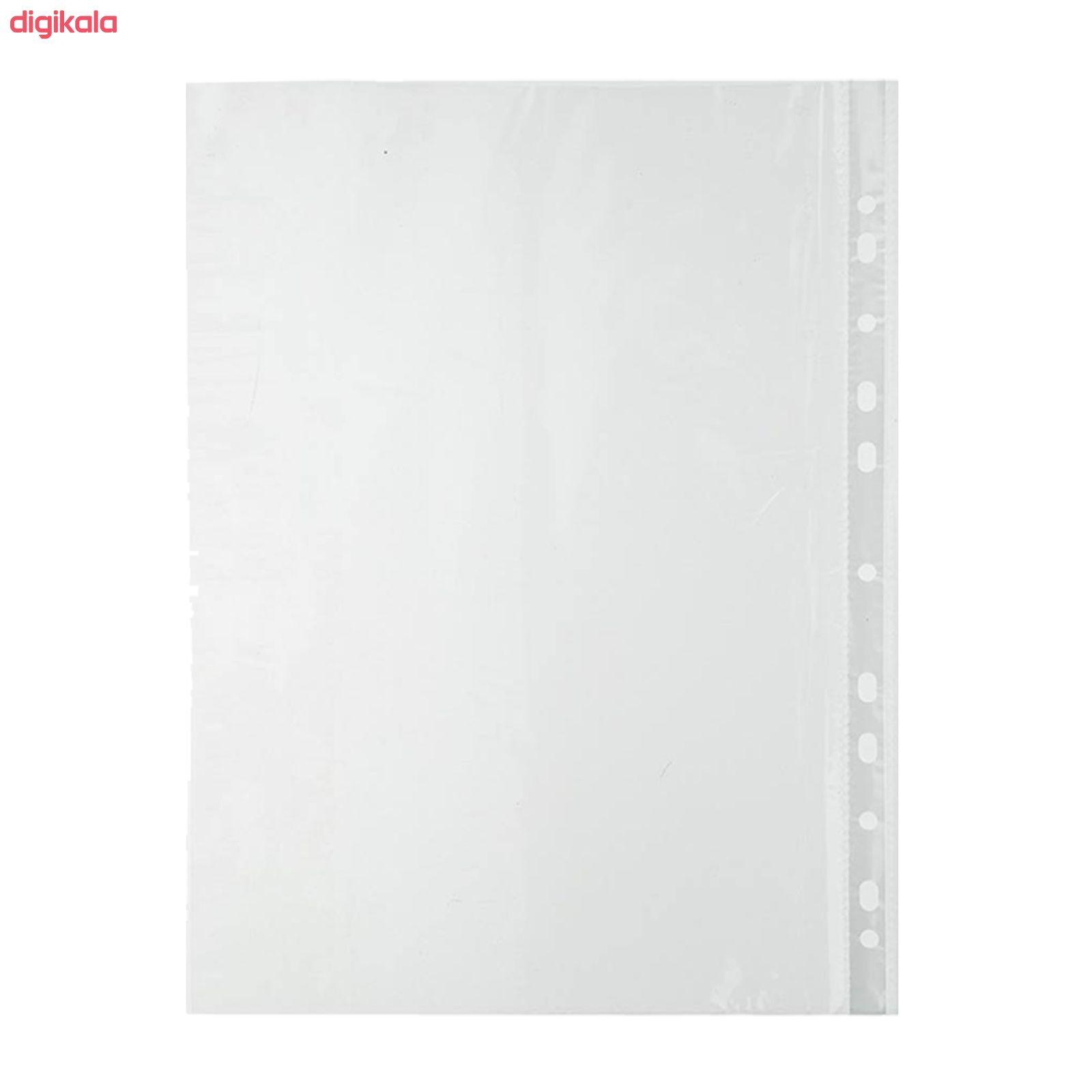کاور کاغذ A4 کد S.A.M224 بسته 10 عددی main 1 1