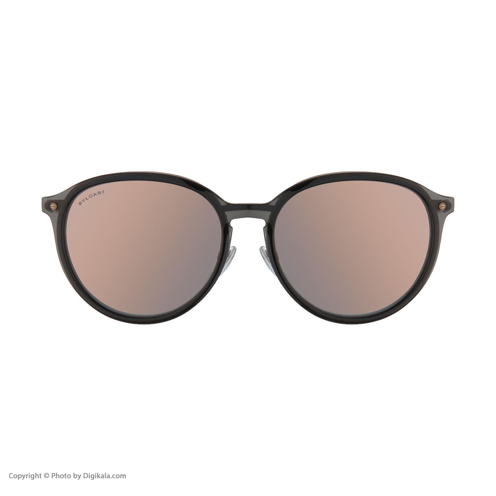 عینک آفتابی زنانه بولگاری مدل BV5045S 20134Z -  - 3