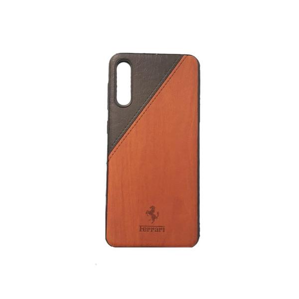 کاور طرح چرمی مدل A600 مناسب برای گوشی موبایل سامسونگ galaxy A50/A30s/A50s