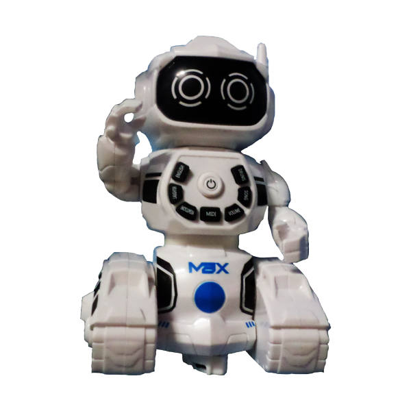 ربات کنترلی مدل جعبه ای