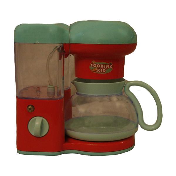 ست اسباب بازی آشپزخانه مدل کوکینگ کید  قهوه جوش کد 002