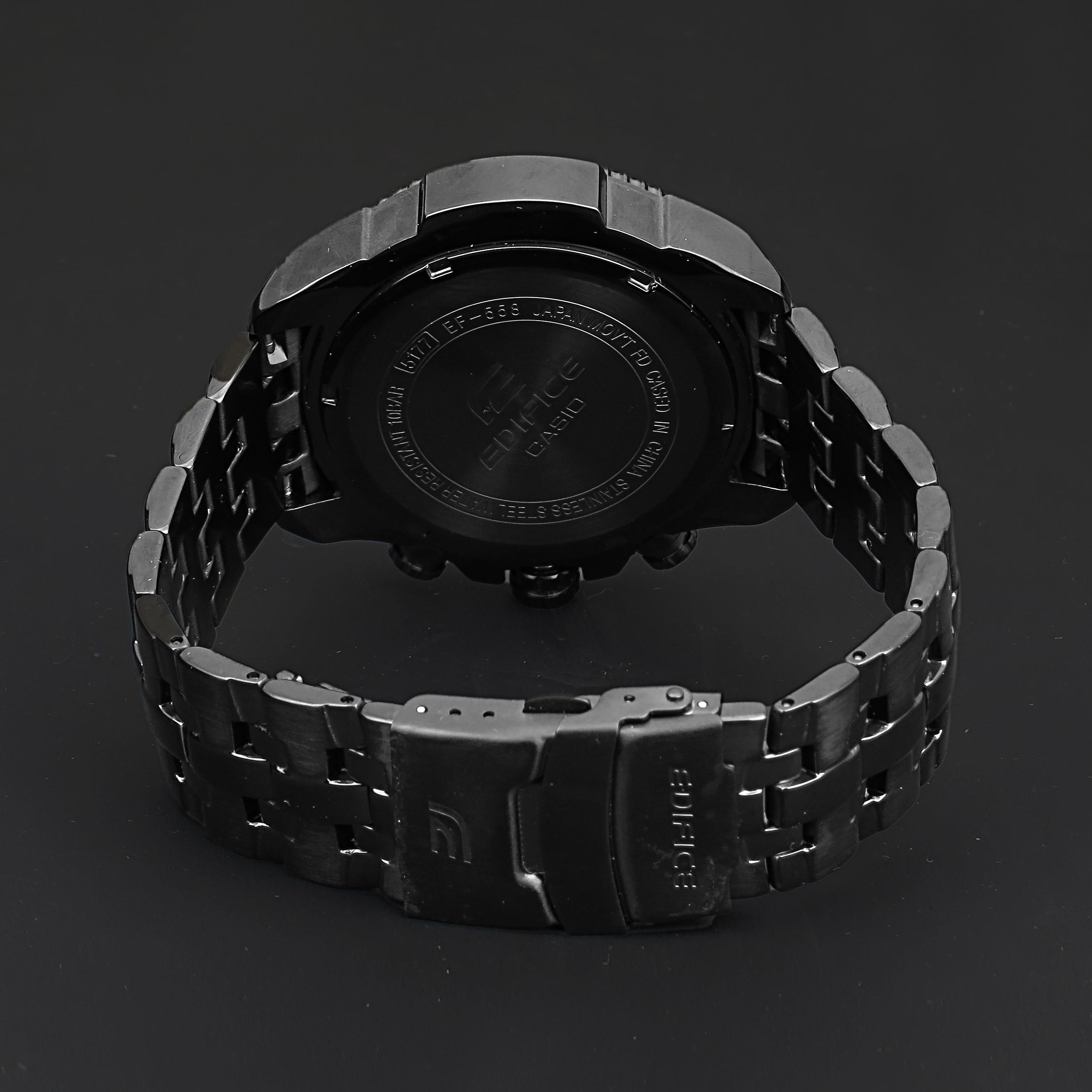 ساعت مچی عقربه ای مردانه کاسیو مدل EF558-2
