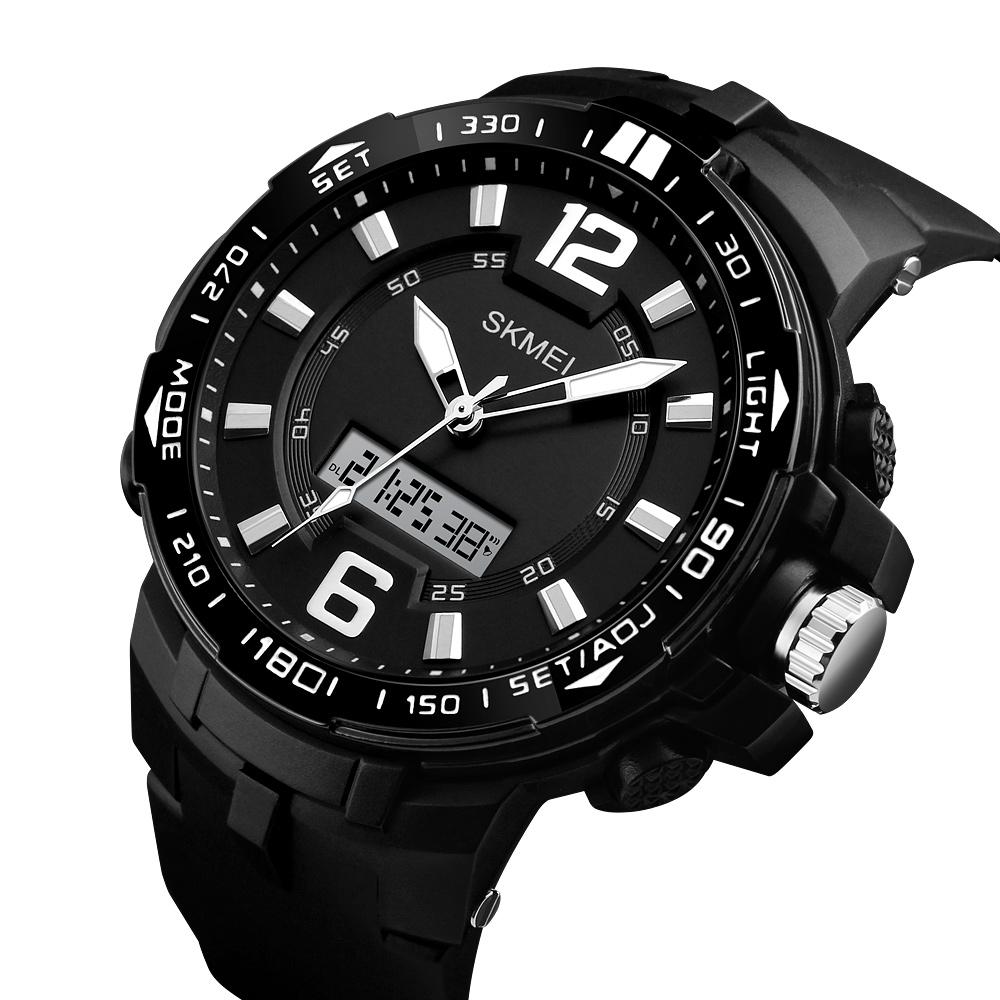 ساعت مچی عقربه ای مردانه اسکمی مدل 1273M-NP              ارزان
