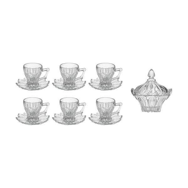 سرویس چای خوری 14 پارچه ساکورا مدل ویلا کد 572102W