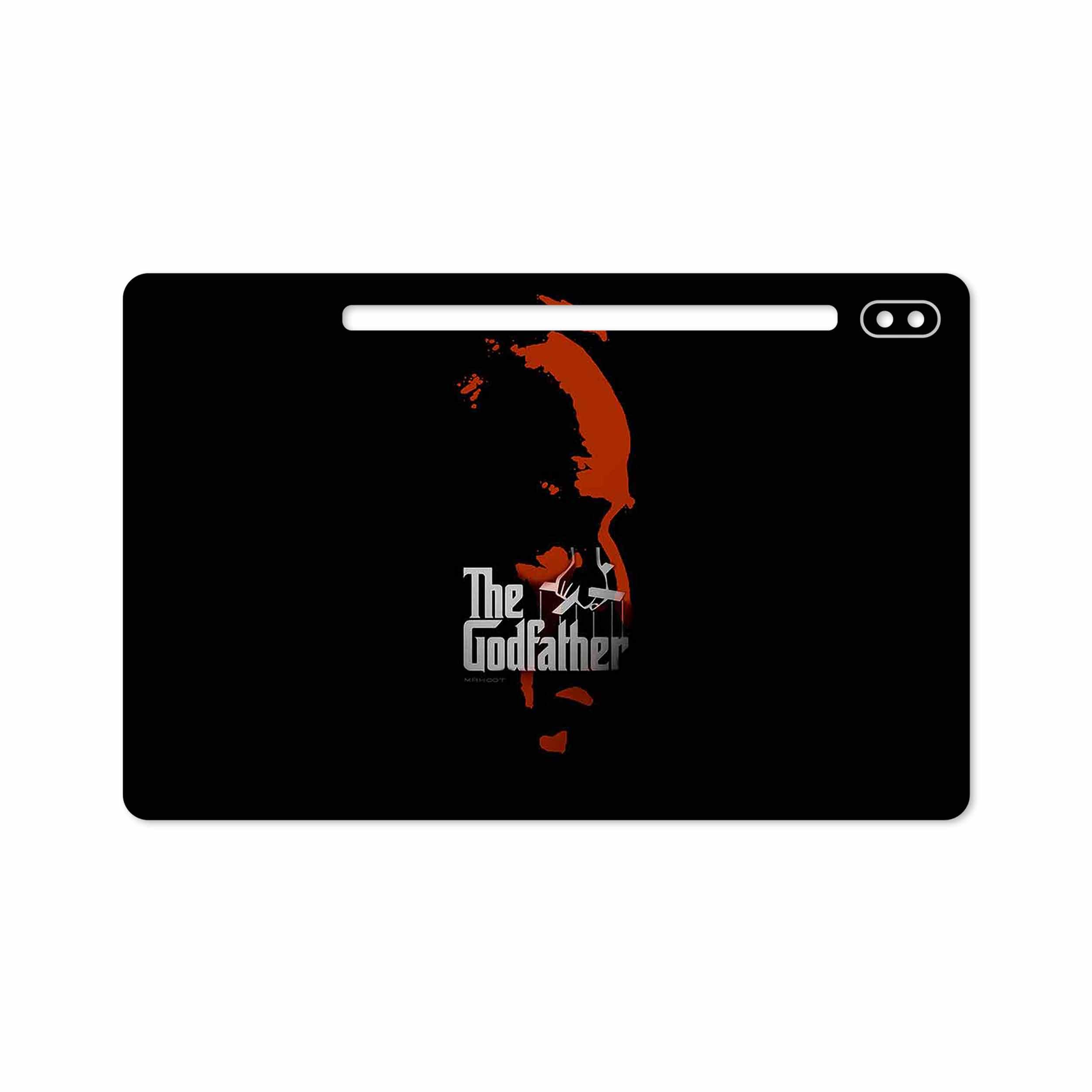 بررسی و خرید [با تخفیف]                                     برچسب پوششی ماهوت مدل The Godfather مناسب برای تبلت سامسونگ Galaxy Tab S6 2019 SM-T865                             اورجینال