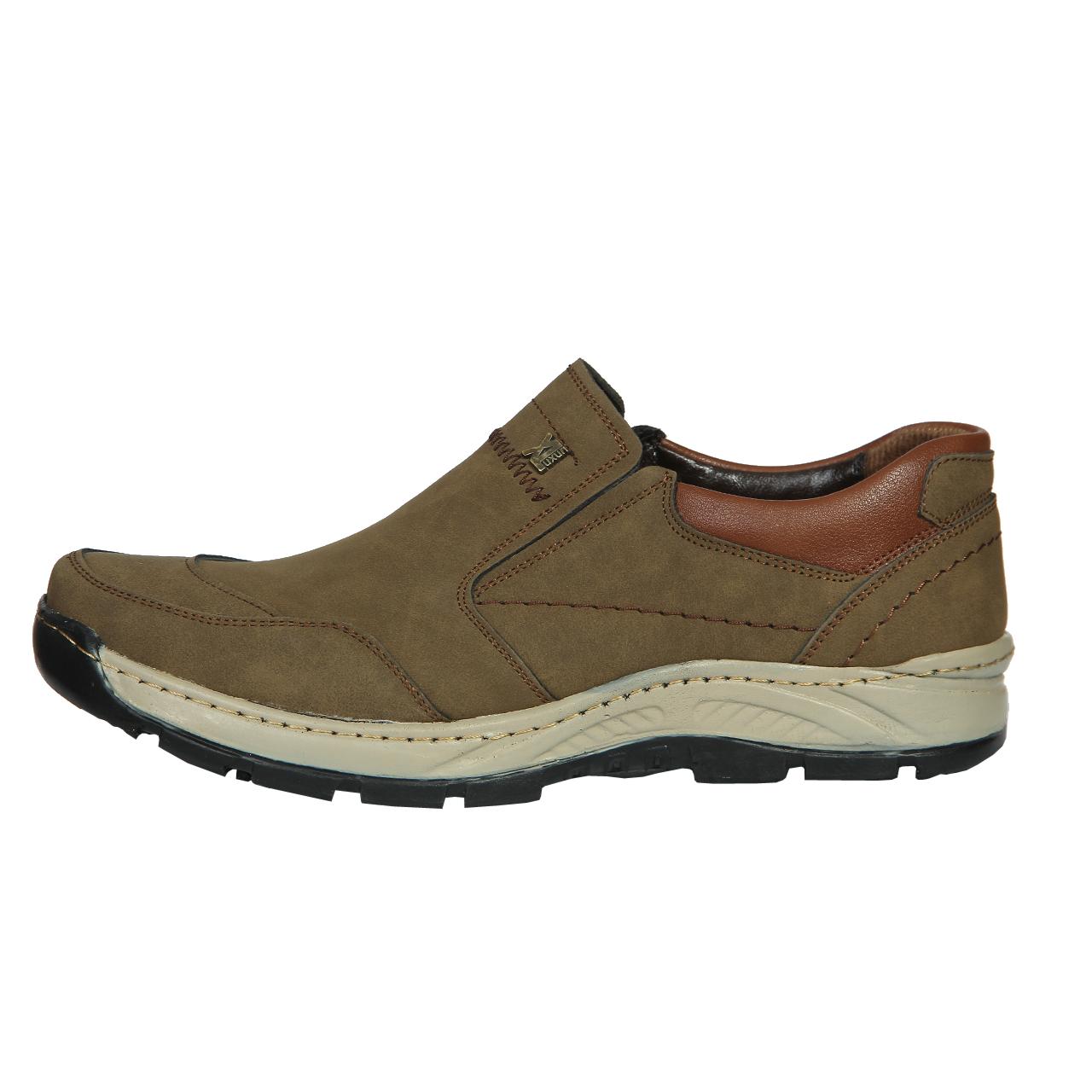 کفش روزمره مردانه مدل الیور کد 2530