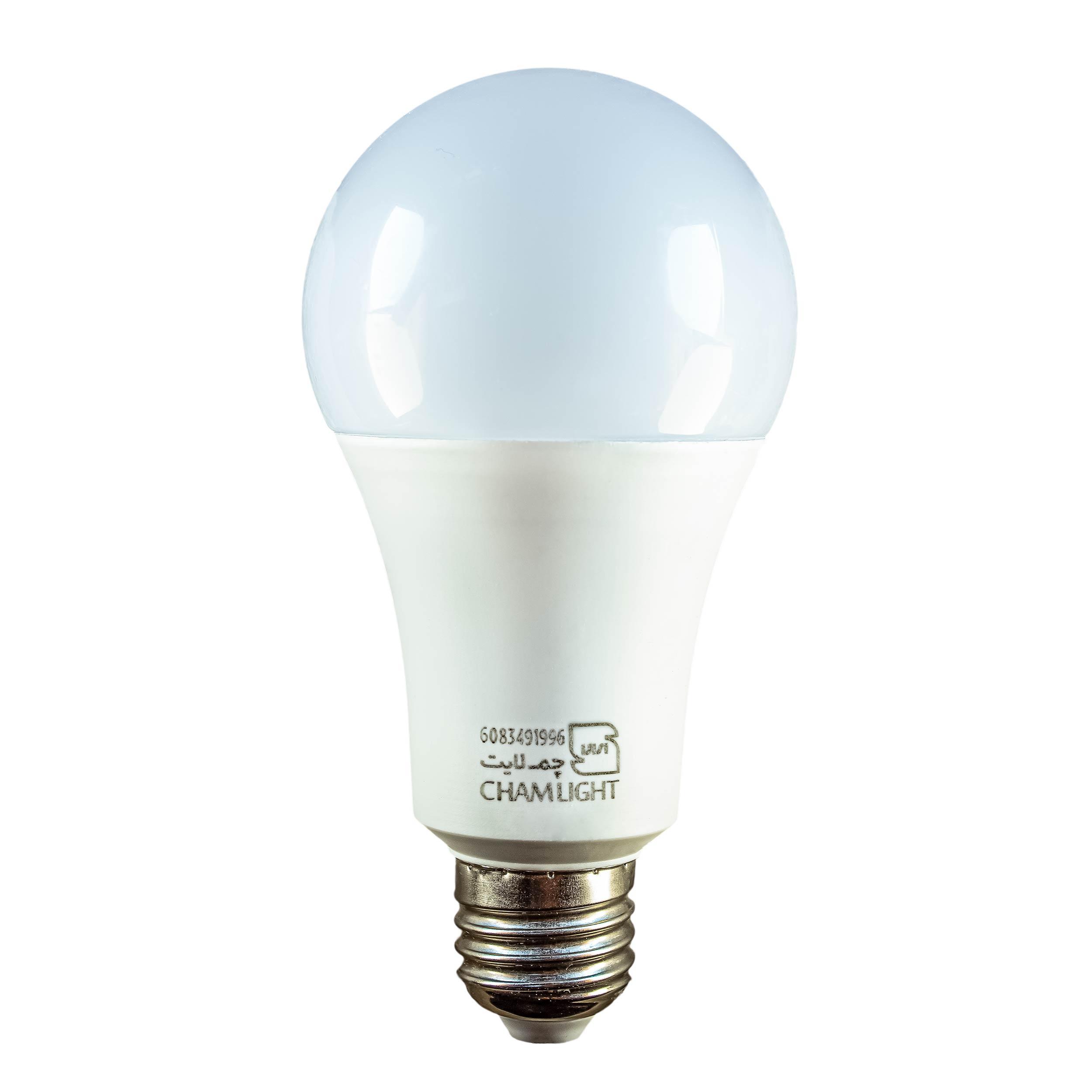 لامپ ال ای دی ۱۵ وات چم لایت مدل P9912 پایه E27