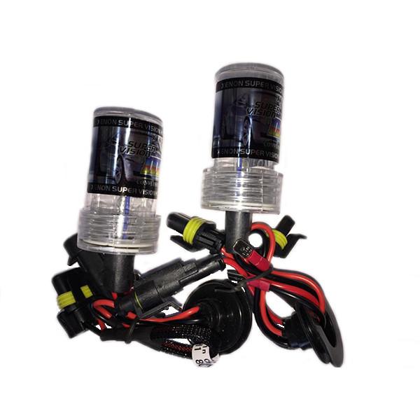 کیت و لامپ زنون لنزو مدل 9005 بسته دو عددی