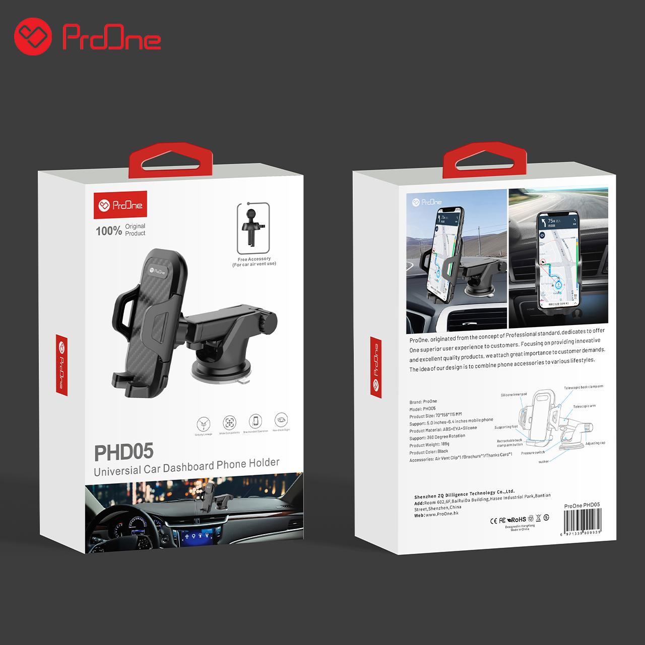 پایه نگهدارنده گوشی موبایل پرووان مدل PHD05 main 1 8