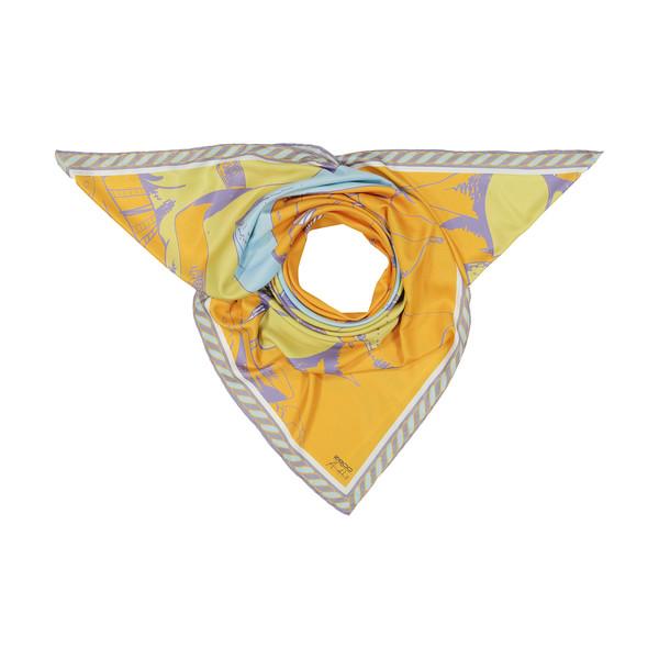 روسری زنانه زیبو مدل 607612
