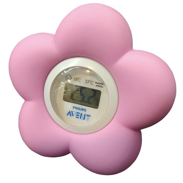 دماسنج حمام کودک اونت مدل flower-2