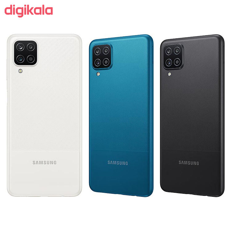 گوشی موبایل سامسونگ مدل Galaxy A12 SM-A125F/DS دو سیم کارت ظرفیت 128 گیگابایت و رم 4 گیگابایت main 1 3